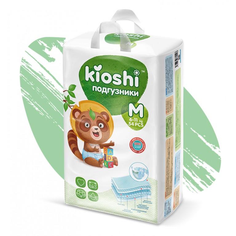 Подгузники Kioshi (M)